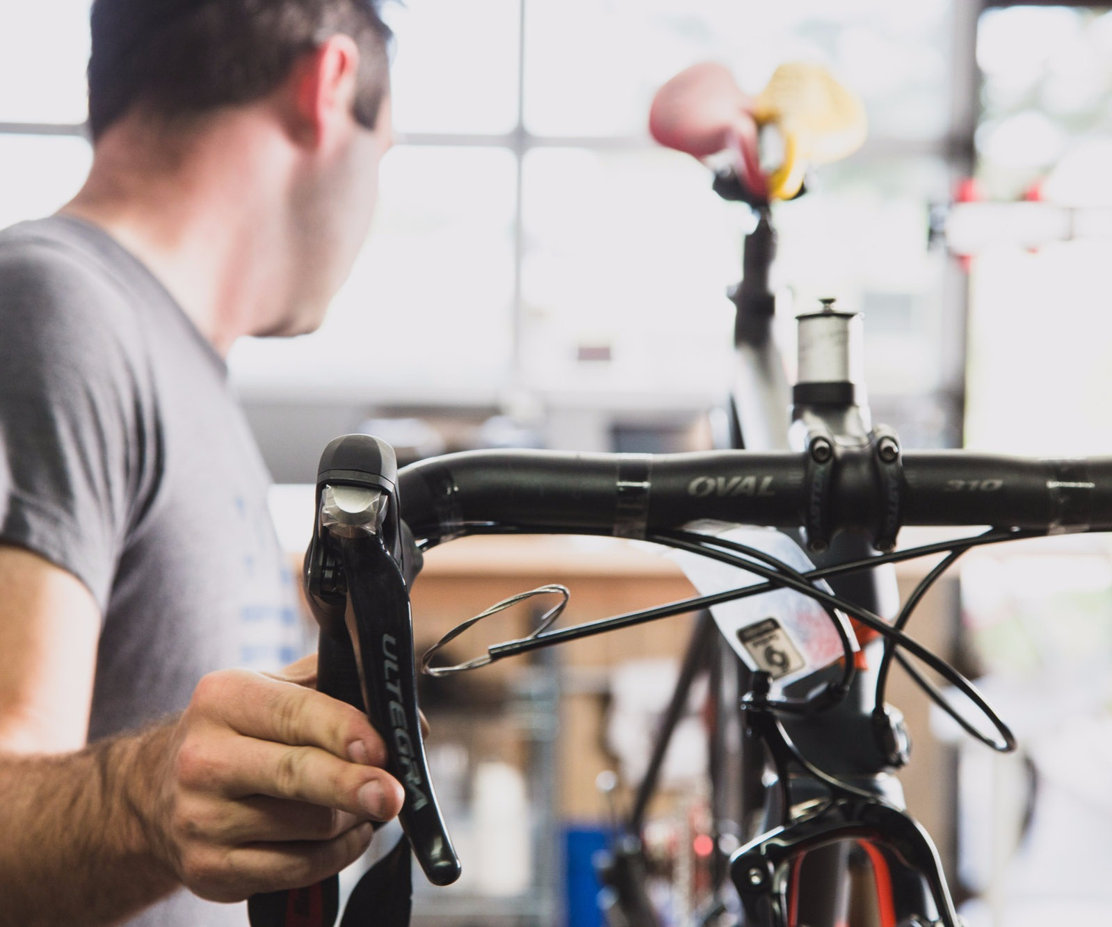 Bike Repair & Tune-ups - Scottsdale Bike Shop